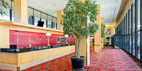 長榮航空芝加哥奧黑爾機場希爾頓酒店