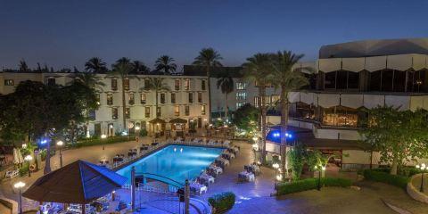 阿聯酋航空開羅海峽娛樂場酒店