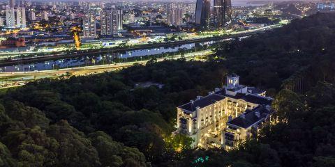 法國航空公司聖保羅丹格拉宮酒店 - 歐特家酒店系列