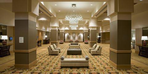 美國達美航空公司多倫多伊頓中心萬豪酒店