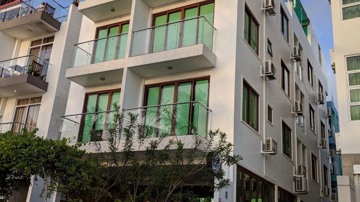 馬累胡文海灘酒店