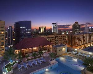 香港-杜拜自由行 中國國際航空公司-迪拜卡爾頓宮酒店