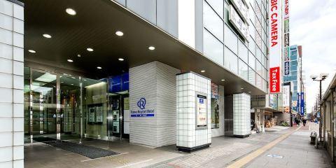 大韓航空+岡山站前大和ROYNET酒店