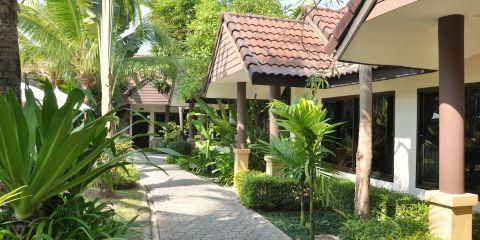 泰國國際航空公司+清萊拉努納度假酒店