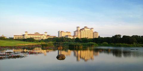 國泰港龍航空+海口觀瀾湖度假酒店