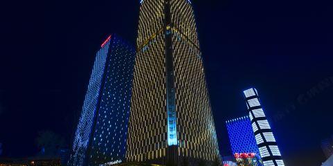 中國國際航空公司煙台萬達文華酒店