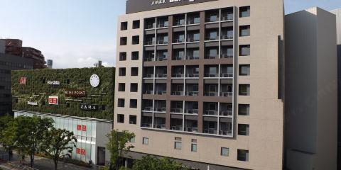 香港快運航空福岡天然温泉博多運河城前多米高級酒店