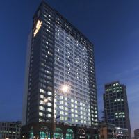 釜山皇冠中港酒店(Crown Harbor Hotel Busan)