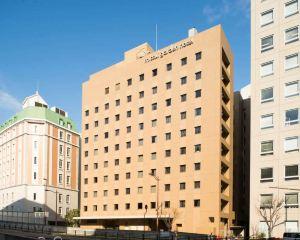 香港-岡山自由行 國泰航空岡山三井花園酒店