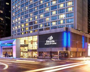 香港-渥太華自由行 法國航空公司渥太華市中心萬豪Delta酒店