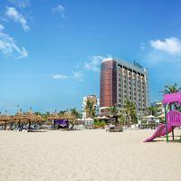峴港假日海灘度假酒店(Holiday Beach Da Nang Hotel & Resort)