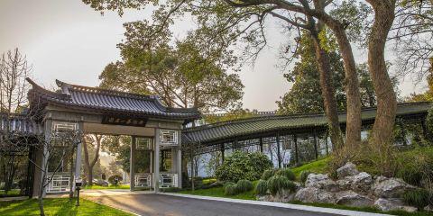 長榮航空杭州西湖國賓館·西湖第一名園