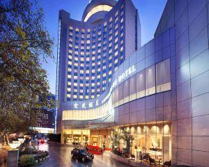 香港-南京自由行 中國國際航空南京玄武飯店