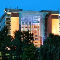 法蘭克福希爾頓酒店(Hilton Frankfurt)