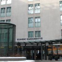 斯堪迪克斯蒙肯塔酒店(Scandic Simonkenttä)
