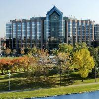 馬卡姆會議中心及度假多倫多希爾頓套房酒店(Hilton Suites Toronto/Markham Conference Centre & Spa)