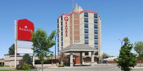 加拿大航空公司萊斯布里奇華美達酒店