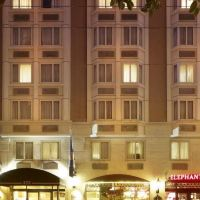 舊金山俱樂部住宅酒店(Club Quarters Hotel in San Francisco)