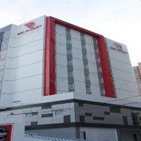 馬尼拉紅色星球阿莫索羅酒店(Red Planet Amorsolo Makati Manila)