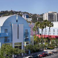 西好萊塢華美達酒店(Ramada Plaza West Hollywood Hotel and Suites)