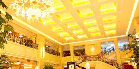 上海航空公司瀋陽北約客維景國際大酒店