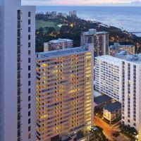 夏威夷·火奴魯魯威基基海灘凱悅酒店(Hyatt Place Waikiki Beach Honolulu)