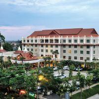 暹粒速卡吳哥度假酒店(Sokha Angkor Resort Siem Reap)