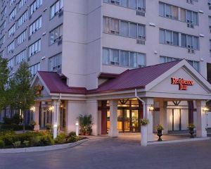 香港-倫敦(加拿大)自由行 加拿大航空公司倫敦市中心萬豪居家酒店