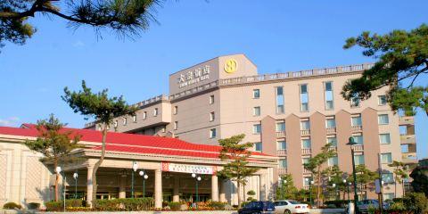中國國際航空公司延邊大宗大宇飯店