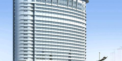 上海航空公司連雲港明珠開君國際酒店
