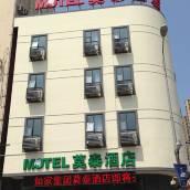 莫泰168(青島棧橋火車站西廣場店)