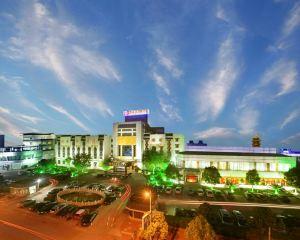 香港-南通自由行 中國國際航空如東中天黃海大酒店