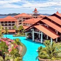 哥打京那巴魯絲綢麥哲倫酒店(The Magellan Sutera Resort Kota Kinabalu)