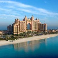 迪拜棕櫚島亞特蘭蒂斯酒店(Atlantis The Palm Dubai)