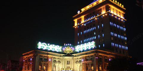 中國國際航空公司包頭上都大酒店