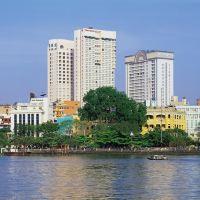 胡志明市西貢喜來登酒店(Sheraton Saigon Hotel & Towers Ho Chi Minh City)