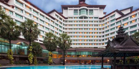 中華航空公司仰光塞多納酒店