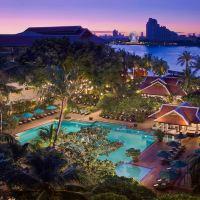 曼谷安納塔拉河畔度假酒店(Anantara Riverside Bangkok Resort)