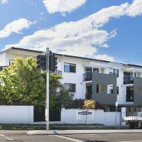 布里斯班園景公寓(Parkview Apartments Brisbane)