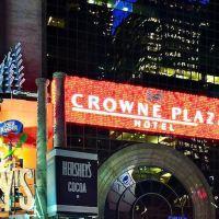 皇冠假日時代廣場酒店(Crowne Plaza Times Square)